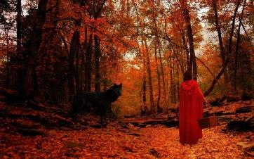 caperucita-roja-y-el-lobo
