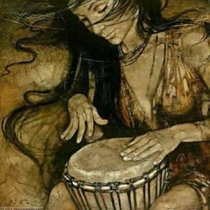 El tambor del corazón