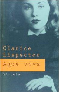 Clarice Lispector_Agua viva