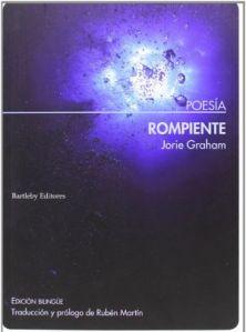Jorie Graham_Rompiente