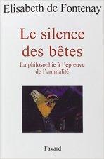 Le silence des bètes
