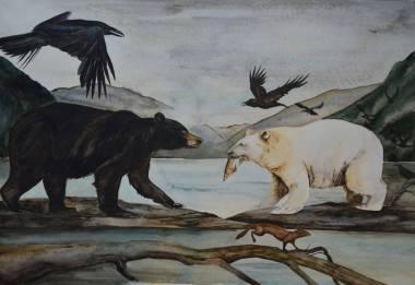 Jackie Morris_Bears