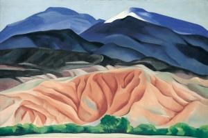 georgia-o-keefe-black-mesa-landscape