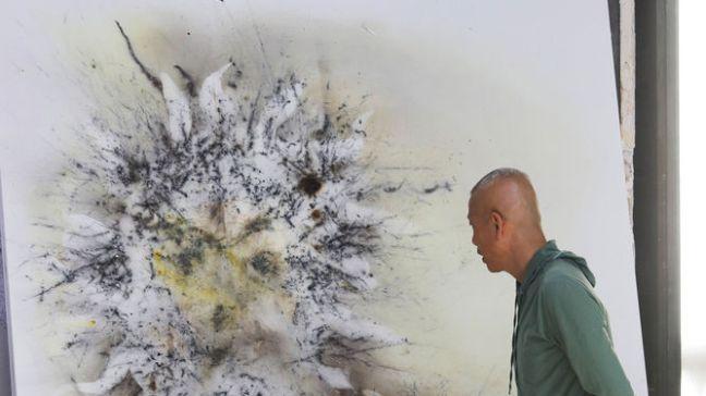 artista-Cai-Guo-Qiang-Museo-Prado_1179492065_73431119_667x375