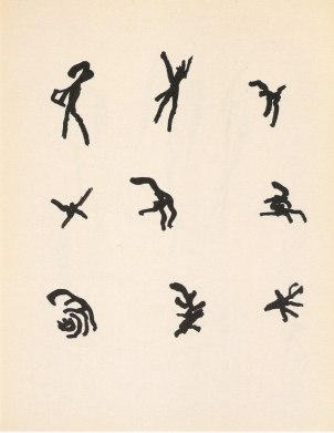 Henri Michaux_Untitled-(Mouvements)_1950 -51
