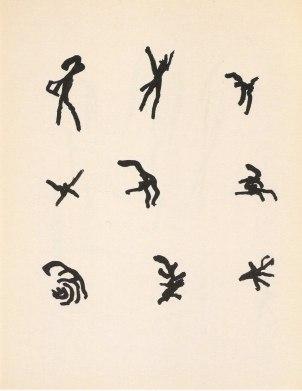Henri Michaux_Untitled-(Mouvements)_1950 -51