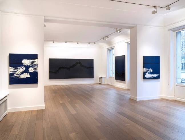 Galerie Lelong_Fabienne Verdier_Ainsi la nuit