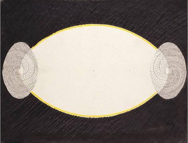 Juan Downey_Meditation Drawing 23_1977